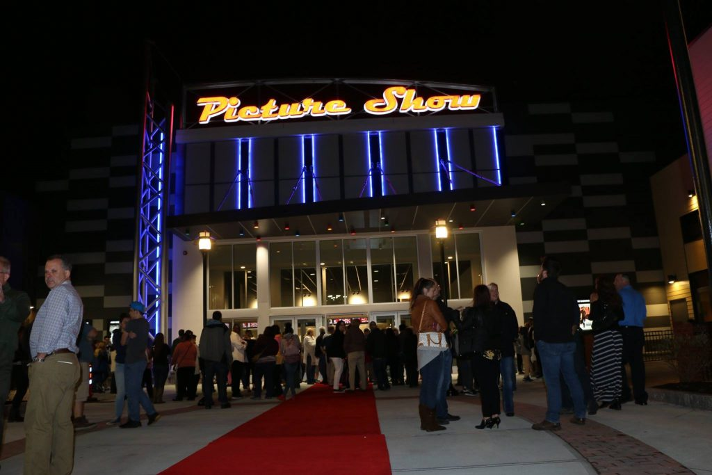 Picture Show getting ready to open Friday at SouthCoast Marketplace