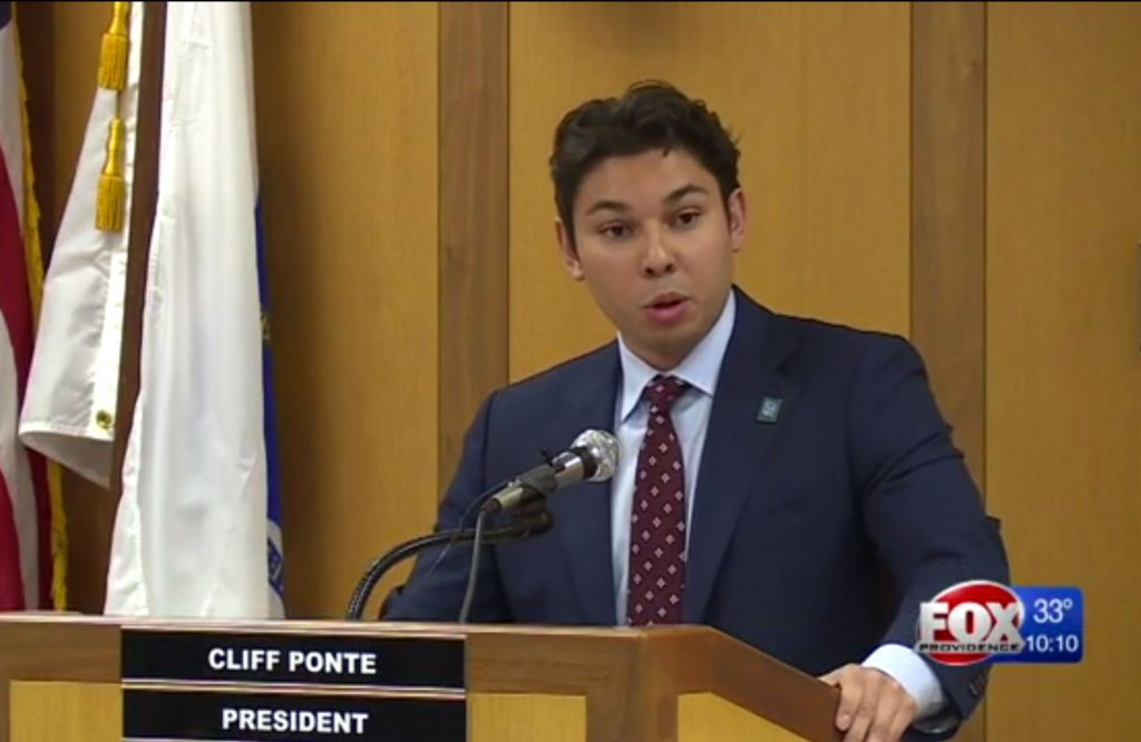 Fall River mayor delivers State of the City address